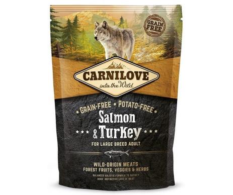 Carnilove Dog Adult Large Breed Salmon&Turkey Dog
