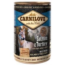 Carnilove Dog Wild Meat Salmon&Turkey