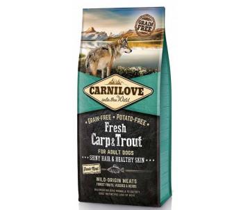 Carnilove Dog Adult Fresh Carp Trout