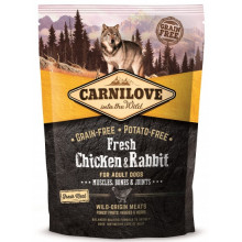 Carnilove Fresh Chicken&Rabbit for Adult dogs
