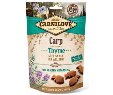 Carnilove Dog Semi Moist Carp & Thyme