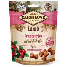Carnilove Dog Semi Moist Lamb Cranberries