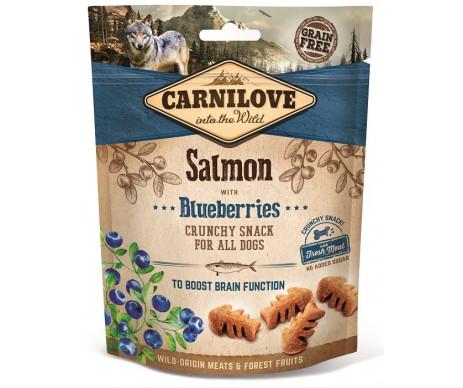 Carnilove Dog Semi Moist Salmon & Blueberries