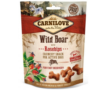 Carnilove Dog Semi Moist Wild Boar & Rosehips