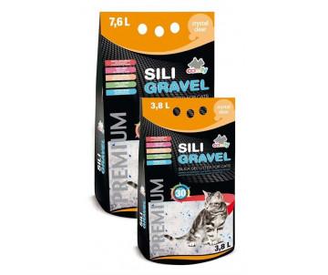 COMFY Sili Gravel Силикагель наполнитель для кошачьего туалета