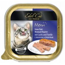 Edel Cat Adult Salmon Trout Pate