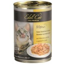 Edel Cat Adult Chicken Duck Gravy