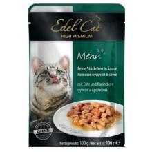 Edel Cat Adult Duck Rabbit Gravy