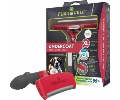 FURminator NEW Фурминатор для собак с короткой шерстью