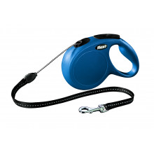 Flexi NEW CLASSIC Blue Рулетка Трос