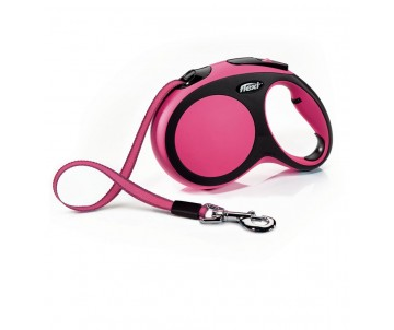 Flexi NEW COMFORT PINK Рулетка для собак Лента
