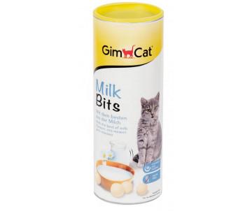 GimCat MilkBits витаминные лакомства с молоком для котов