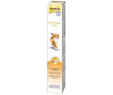 GimCat Multi-Vitamin Paste Мультивитаминная паста для котов