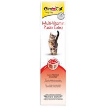 GimCat Multi-Vitamin Paste Extra Мультивитаминная паста Extra для котов