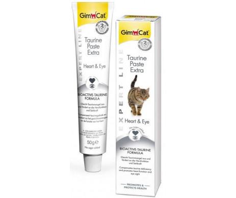 GimCat Expert Line Taurine Paste Extra, Паста для котов для сердца и глаз