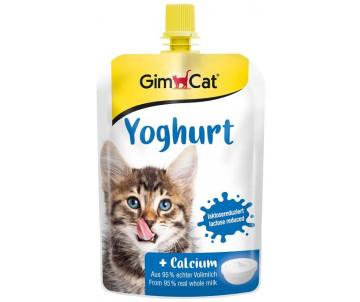 GimCat Yoghurt молочный йогурт для кошек