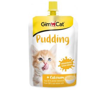 GimCat Pudding Пудинг лакомство для кошек