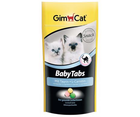 GimCat BABY-TABS витамины для укрепления иммунитета и здорового развития котят