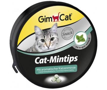 GimCat Cat-Mintips витаминизированое лакомство с кошачей мятой