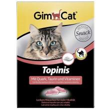 GimCat TOPINIS витамины для улучшения обмена веществ, микрофлоры кишечника