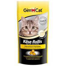 GimCat Kase-Rollis Общеукрепляющее лакомство для котов с сыром