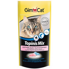 GimCat TOPINIS Витаминное лакомство «Мышки» микс