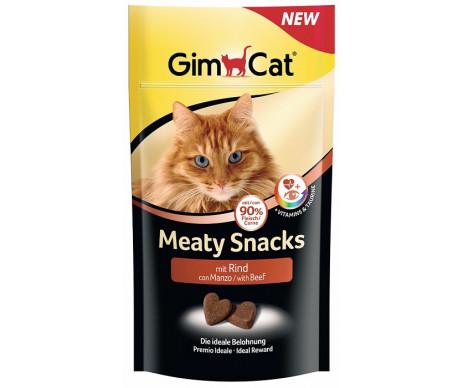 GimCat Meaty Fishy Snacks для кошек