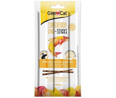 GimCat Superfood Duo Sticks Мясные Дуо-палочки