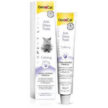 GimCat Expert Line Anti-Stress Paste Паста Антистресс для котов