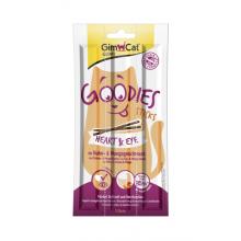 GimCat GOODIES Мясные палочки для кошек