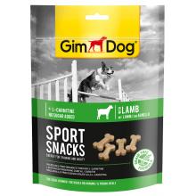 Gimdog Sport Snaсks для собак Ягненок 150г