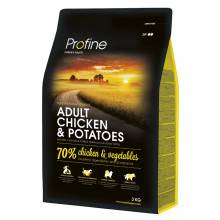 Profine Dog Adult Chicken Potatoes