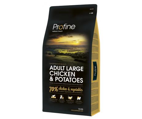 Profine Dog Adult Large Breed Chicken Potatoes