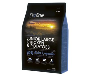 Profine Junior Large Breed Chicken & Potatoes