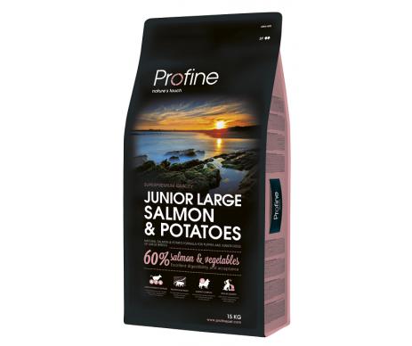 Profine Junior Large Breed Salmon & Potatoes