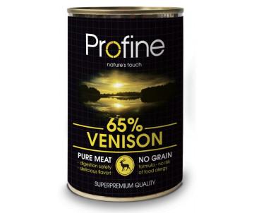 Profine Dog Adult Venison Chicken Wet