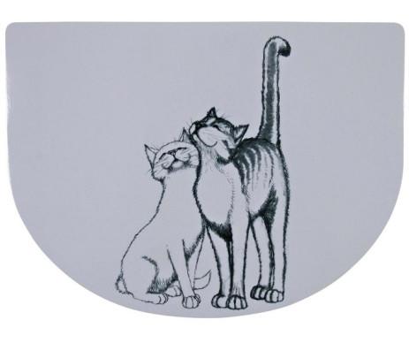 """Trixie """"Pussy Cat"""" Коврик под миску для кошек"""