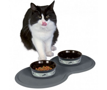 Trixie Резиновый коврик под миску для кошек