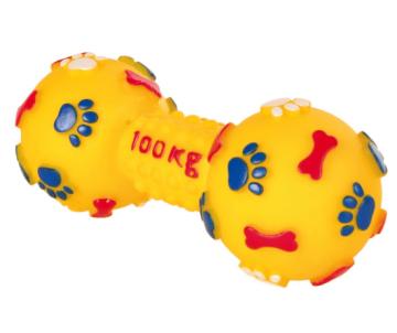 Trixie Dumbbell with paws Гантель с лапками игрушка для собак