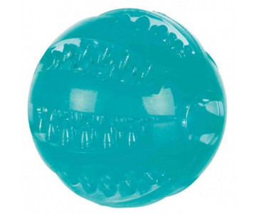 Trixie Denta Fun Mintfresh Мяч для зубов термопластрезина игрушка для собак