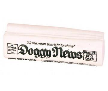 Trixie Newspaper Газета виниловая игрушка для собак