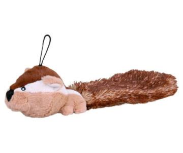 Trixie Chipmunk Бурундук с хвостом Плюшевая игрушка для собак