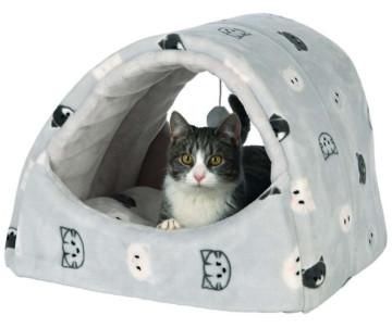 Trixie Mimi Домик-тоннель для кота с игрушкой