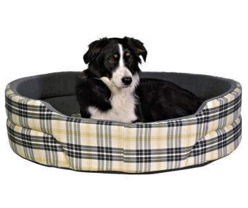 Trixie Lucky Лежак для собак в клеточку