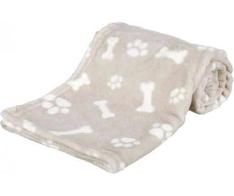 Trixie Kenny Коврик-подстилка для собак с лапками и косточками