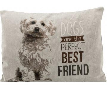Trixie Chipo Подушка с мальтийской болонкой для собак