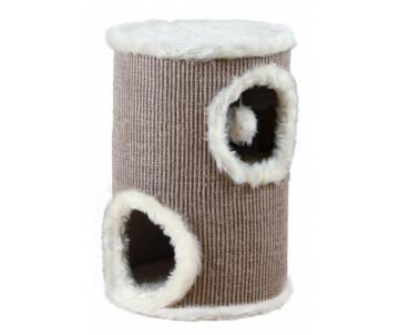 Trixie Edoardo Cat Tower Когтеточка домик-башня для кошек