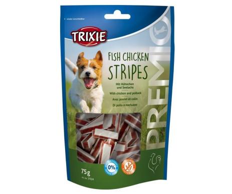 Trixie PREMIO Chicken and Pollock Stripes Лакомство для собак палочки курица минтай