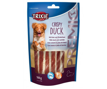 Trixie PREMIO Crispy Duck Лакомство для собак с уткой
