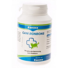Canina Cani-Bonbons витаминизированное лакомство для котов
